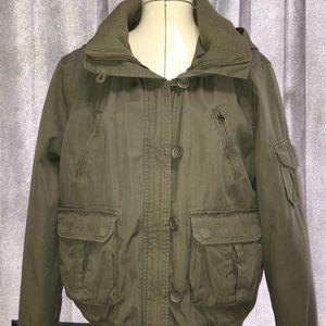 H&M Coat with Hood